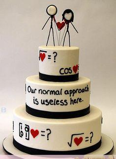 Top Creative Works » Mathematics cake