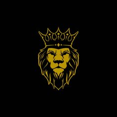 Logo Discover Lion With Crown Logo Discover thousands of Premium vectors available in AI and EPS formats Words Wallpaper, Lion Wallpaper, Cartoon Wallpaper, Dark Wallpaper, Lion King Art, Lion Art, Leon Logo, Beard Logo, Crown Tattoo Design