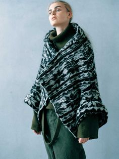 Yohji Yamamoto Autumn/Winter 2013-14