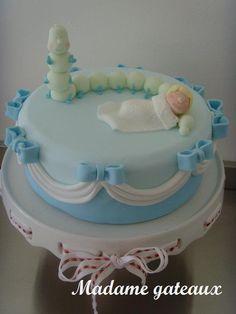 cake design . Gâteau chenille
