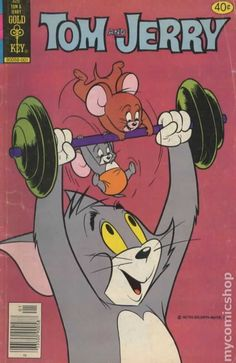 Tom and Jerry #326