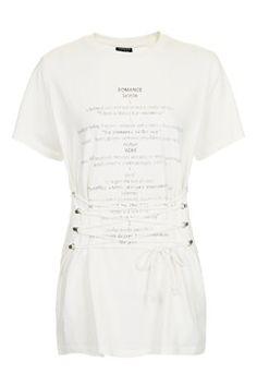 Romance Corset T-Shirt