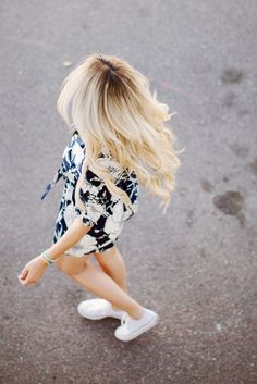 Rompers are the best a quick summer style