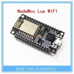 $22.05 (Buy here: https://alitems.com/g/1e8d114494ebda23ff8b16525dc3e8/?i=5&ulp=https%3A%2F%2Fwww.aliexpress.com%2Fitem%2F5-PCS-New-Wireless-module-4M-4FLASH-NodeMcu-Lua-WIFI-Networking-development-board-Based-ESP8266%2F32454236257.html ) 5 PCS New Wireless module 4M 4FLASH NodeMcu Lua WIFI Networking development board Based ESP8266 E202 for just $22.05
