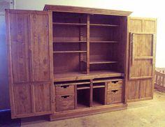 furniture custom computer armoires