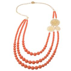 #inspirationinbloom Hollywood Glamour Necklace | Fusion Beads Inspiration Gallery