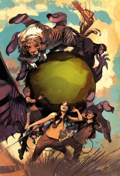 Greg Tocchini - Hinterkind cover