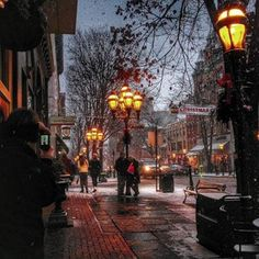 Christmas in Bethlehem PA