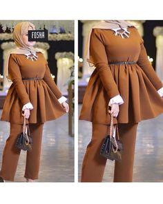 Teen Fashion Outfits, Modest Fashion, Hijab Fashion, Womens Fashion, Mode Normal, Hijab Trends, Modern Hijab, Hijab Style, Islamic Fashion