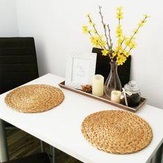 Updated our kitchen table decor #home #homedecor #kitchen #interiors #decor