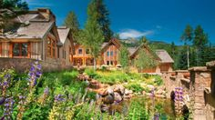 This is how the world's richest woman lives: Christy Walton's Wyoming estate is for sale...http://homes.yahoo.com/photos/this-is-how-the-world-s-richest-woman-lives-christy-walton-s-wyoming-estate-is-for-sale-1379626084-slideshow/18-2-purple-flowers-house-this-is-how-the-world-s-richest-woman-lives-christy-walton-s-wyoming-photo-1379626862694.html