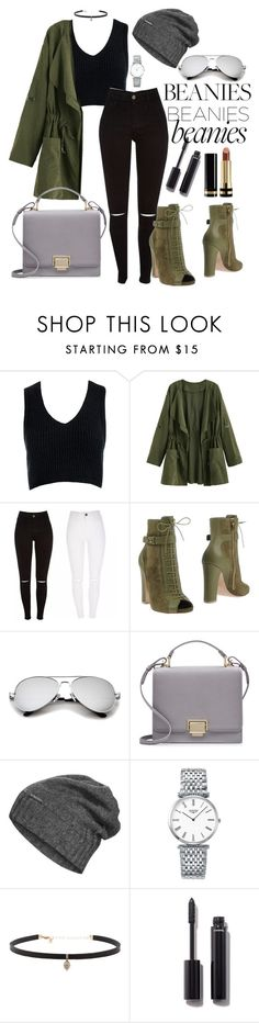 """✨✨✨"" by saraprifti on Polyvore featuring Sans Souci, Elie Saab, Smythson, The North Face, Longines, Carbon & Hyde, Chanel and Gucci"