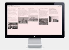 Page \ Park Architects by bergstudio , via Behance