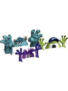 Monster 1st Birthdays, Monster Inc Party, Monster Birthday Parties, Birthday Party Themes, Birthday Ideas, 3rd Birthday, Halloween Birthday, Birthday Decorations, Birthday Celebration