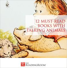 12 Must-Read Books with Talking Animals