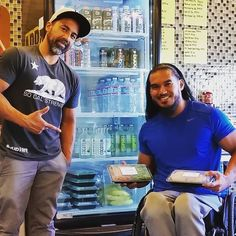Live in or close to the Irvine area but don't want to drive all the way to Fullerton to pick up your meals @onseasonmeals ? Now you can  order and pick up your meals @winnerscirclenutrition  at Next Level Fitness Gym in Irvine. Meet @adelfos_kitchen. He owns and runs Winners Circle Nutrition. This is a one stop shop for all your nutritional needs. Everything from diet coaching to supplenents. #mealprep #mealprepmonday #mealprepsunday #fitfood #fitfoodie #fitfam #fitness #nutrition #iifym #…