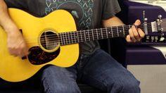 How To Play - Good Ol' Boys - Waylon Jennings - Dukes Of Hazzard Theme S...