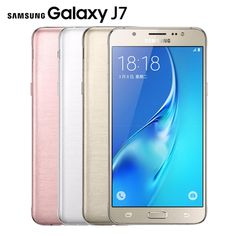 "Brand Name:                         Samsung                      Shipping: Free Shipping  										US $199.99 - 208.99 													/ piece  				 Original Samsung Galaxy J7 J7108 (2016) 4G LTE Mobile phone Octa Core 5.5"" 13.0MP 3G RAM Dual SIM NFC Smartphone #popular #mobile #phones #useful"