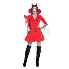 Freefisher traje de Halloween Fiestas costume cosplay disfraz demonio para chica…