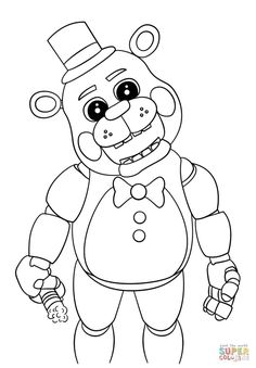Five Nights at Freddys Coloring Pages . 25 Inspirational Five Nights at Freddys Coloring Pages . Print Nightmare Fredbear Scary Fnaf Coloring Pages Fnaf Coloring Pages, Monster Coloring Pages, Truck Coloring Pages, Disney Coloring Pages, Free Printable Coloring Pages, Free Coloring, Coloring Books, Coloring Worksheets, Colouring