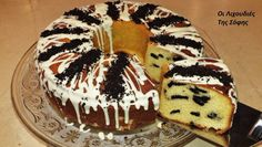 Sweet Recipes, Cake Recipes, The Kitchen Food Network, Cupcake Cakes, Cupcakes, Cooking Cake, Oreo Cookies, Cakes And More, No Bake Cake