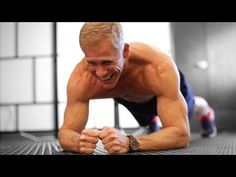 Workout For Older Men: The A-40 Core Set - YouTube