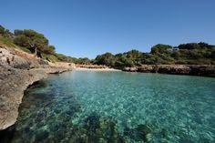Cala Sa Nau. / Cedida por: Ayto. Fenalitx - Agència de Turisme de les Illes Balears.