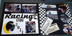indy racing - Scrapbook.com