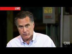 Mitt Romney Talks Unions And Labor Policies At Rally In Charlotte, NC