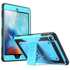 iPad Mini 4 2015 i-Blason ArmorBox Hybrid Full-body Protective Kickstand Case