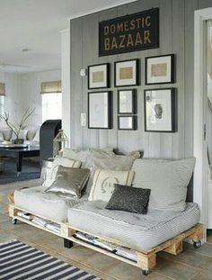 #lounge #sleeper #pallets #diy