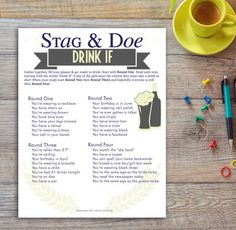 stag and doe games