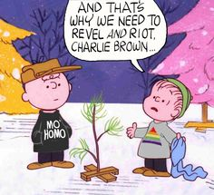 Charlie Brown's Revel & Riot LGBT Christmas