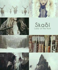 Women of the Norse Pantheon Hail, Huntress whose arrows fly truest, Hail, Cold… Norse Pagan, Norse Mythology, Greek Mythology, Norse Goddess Names, Wicca, Magick, Vegvisir, Norse Vikings, Asatru