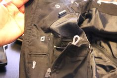 cord holder jacket - Google Search