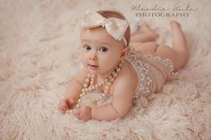 Lace headband in ivory and gold- photography by fantastic Klaudia Kula