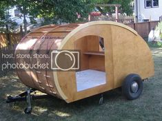 Teardrops n Tiny Travel Trailers • View topic - 6' x 9' Teardrop Build