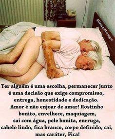 Verdadeiro amor,independe de..