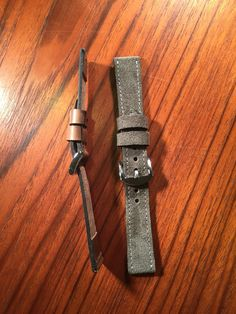 Custom Watch Straps from 922Leather.com
