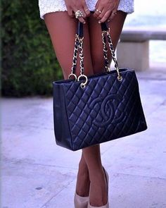 Gorgeous Chanel!