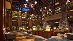 Disney's Grand Californian Hotel and Spa on Disneyland Resort ...