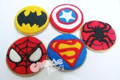 Galletas de Superheroes
