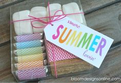 Summer S'mores Kits