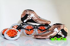 Your daily dose of Skate Porn  #Follow us @MPCWheels for more photos you #Love  #Skates featuring: #Wheels: Track Assault 110mm by MPCWheels  #Boots and Frames: @takinoskates Photo by: @takinoskates