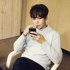 """JANG KEUN SUK official (@_asia_prince_jks): """"Break time"""""""