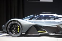Aston Martin will focus on cybersecurity before developing a self-driving Lagonda Aston Martin CEO Dr. Andy Palmer was on stage at the Canadian International Auto Show on Thursday in Toronto kicking off the event with the North American unveil of the AM-RB 001 Aston Martins new hypercar. The fancy car is pretty cool if thats your bag (it presumably goes fast and is good-looking as you can see below) but Palmers comments on autonomous driving led his remarks and theyre especially interesting…