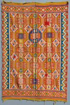Swedish rolakan carpet, 1822.