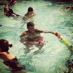 #kaepernick #kaepernick7 #camptaylor #heartwarrior #whodoyoulove #chd Photo from Camp Taylor