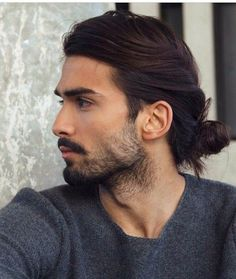 Long Hairstyles for Men 2015