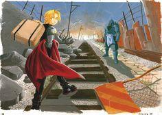 """Fullmetal Alchemist: The Road to be Taken"""